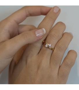 Zirconite ring
