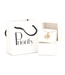 Packaging earrings girl nut