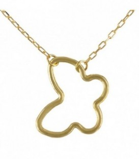 Necklace Butterfly Gold 18K Butterfly