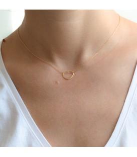 Necklace eternal heart love