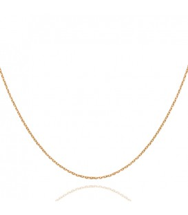 Chain Strong link 18K Gold