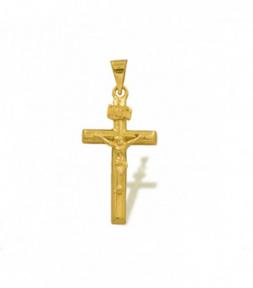 Small golden cross