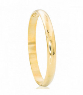 Classic 2.5mm wedding ring