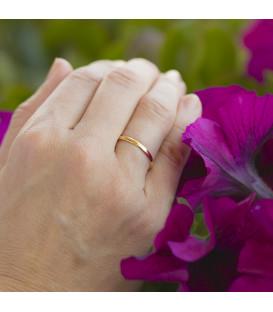 Classic 2.5mm wedding ring