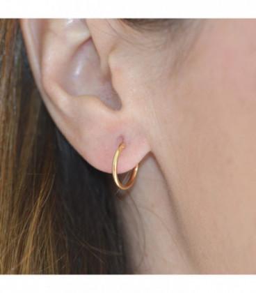 Little Hoop earrings