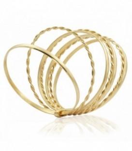18 Klts gold weekly ring