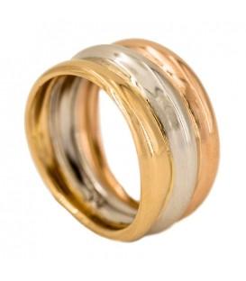 Oro Amarillo, Oro Blanco y Oro Rosa
