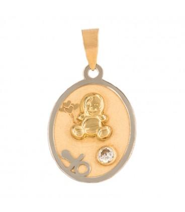 medalla regalo bebé