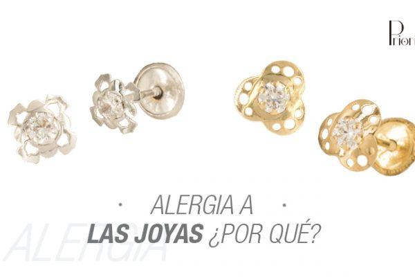 Alergia a las joyas: causas