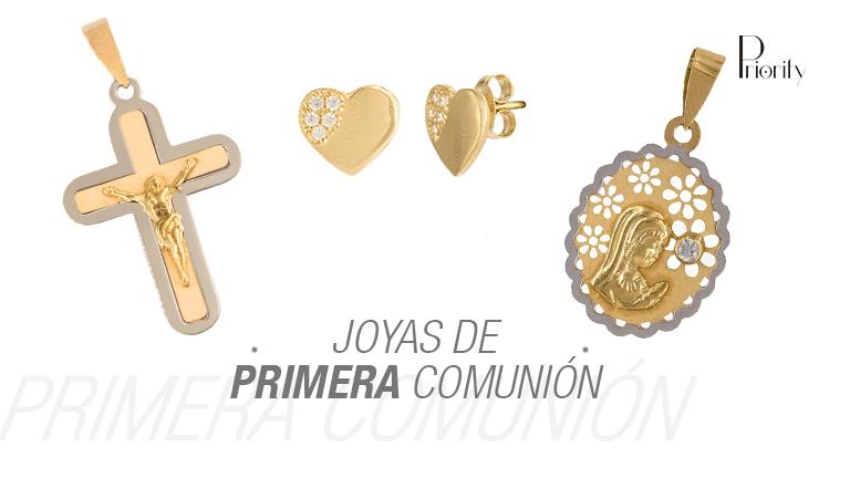 afd9a965dffb Joyas Primera Comunión - Joyería Online Priority