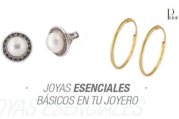 Joyas esenciales: Básicos en tu joyero