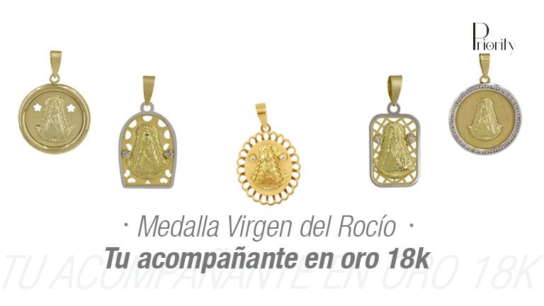 Medalla Virgen del Rocío