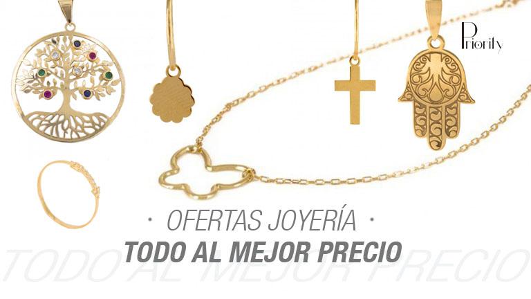Ofertas en joyería: productos