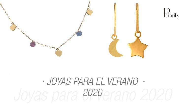 Joyas para el verano 2020