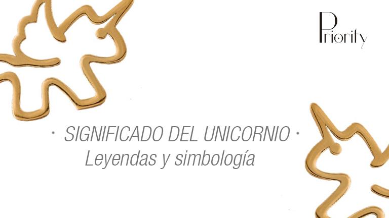 Significado del Unicornio como amuleto