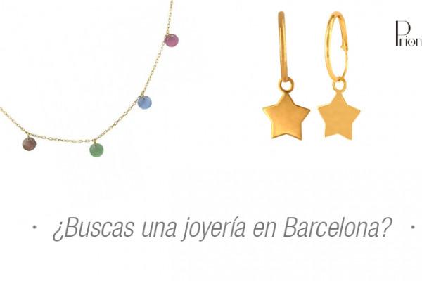 ¿Buscas una Joyeria en Barcelona?
