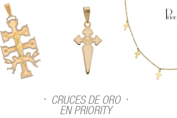 Cruces de oro en Priority