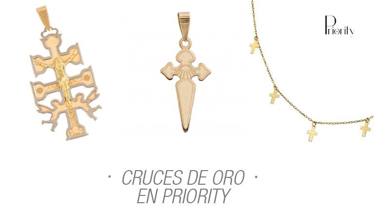 Cruces de oro en Priority