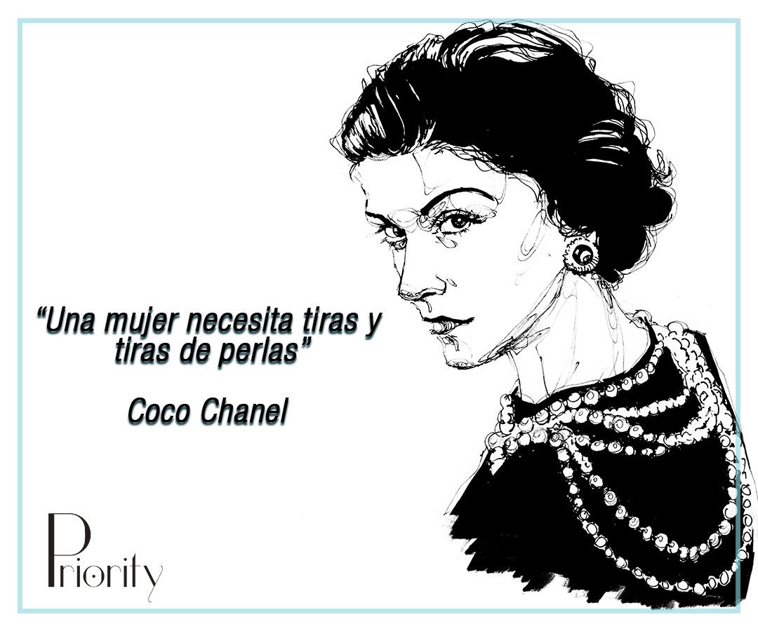 frase de Coco Chanel