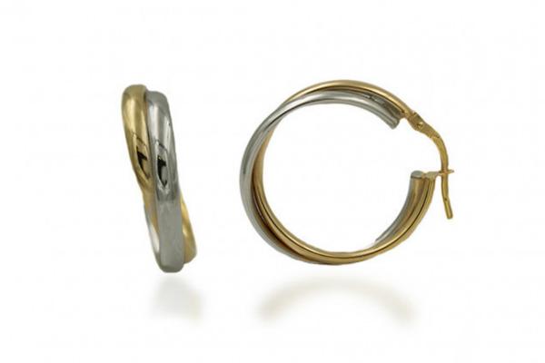 Nueva colección de aros de oro para mujer de 18K: El must have para tu joyero