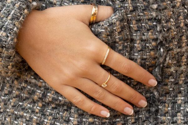 Cómo saber si un anillo es de oro o no para evitar sorpresas