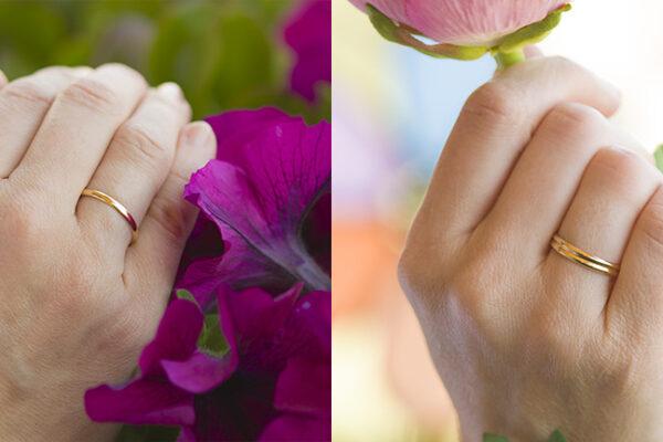 Inspírate en estas 4 ideas con frases para grabar en los anillos de boda
