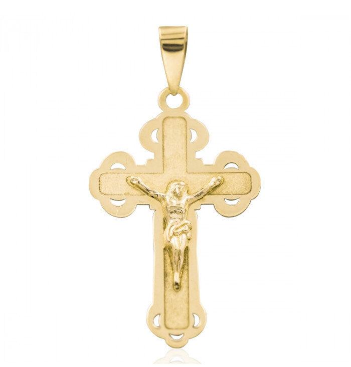 colgante cruz Trinidad