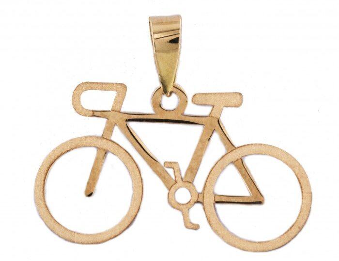 bicicleta de oro