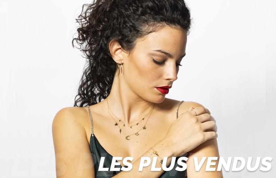 Bijouterie en Ligne Priority - Les plus vendus - Or 18k