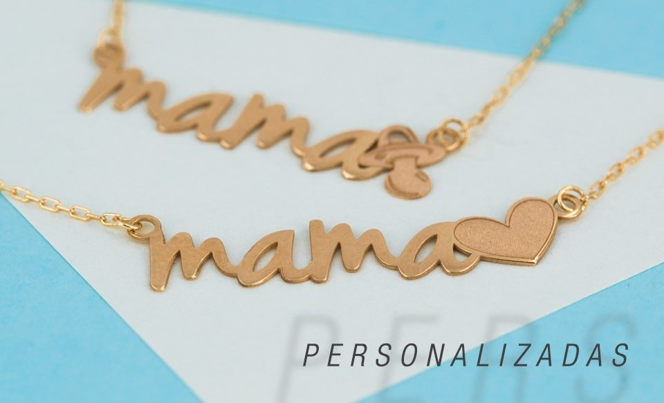 joyeria oro personalizada